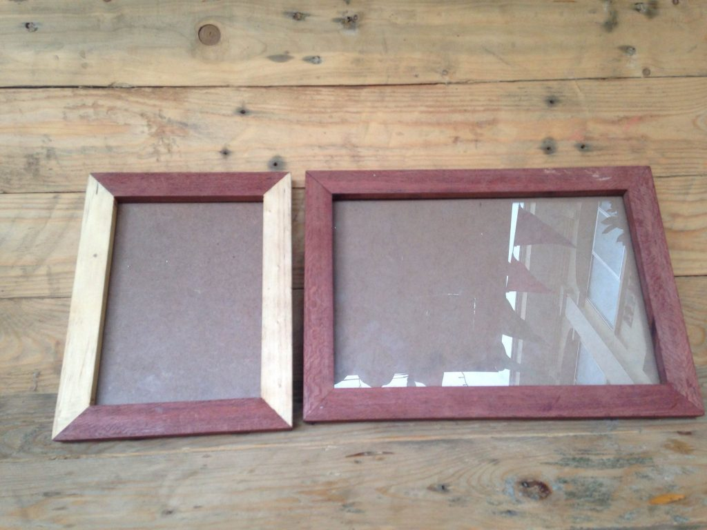 khung ảnh gỗ mỡ