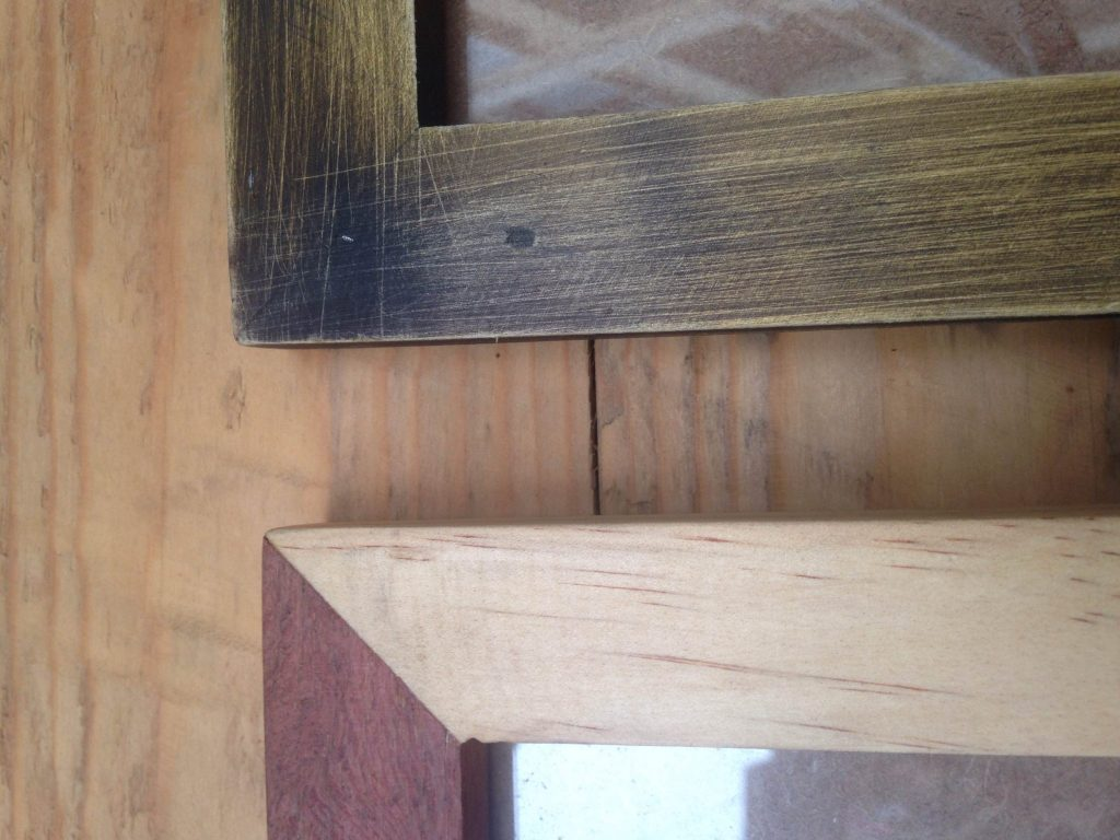Khung gỗ thịt