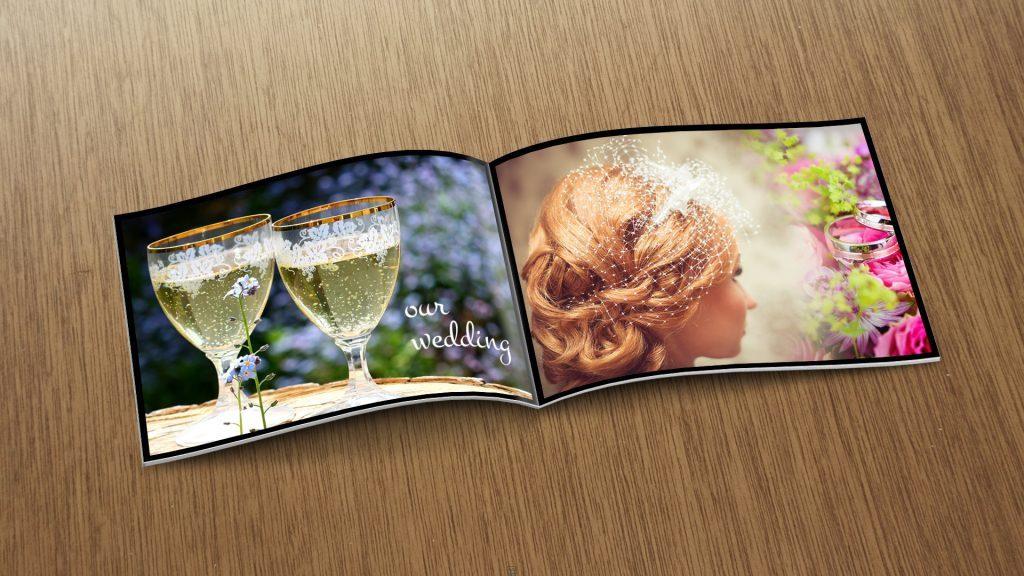 Dàn trang in ảnh album